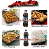 Maxs Party Package 1