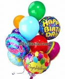 Assorted Mylar Balloons