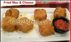 TGI Friday -Fried Mac and cheese