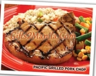 TGI Friday - Pacific Grilled Pork Chop