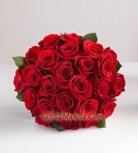 Romance Rose Bouquet - 24 Stems