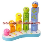 New Stacking & Counting Game