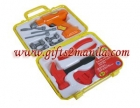 Tool Set with Case