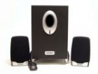 Xfree XE222 2.1 black speaker