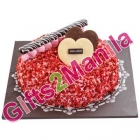 Tous Les Jours Strawberry   Heart Cake