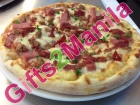 Sbarro Meat Delight Pizza