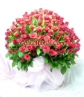 150 Rose Basket