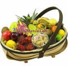 Tropical Fruit Trug