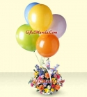Send Flowers and Balloons Bouquet Philippines