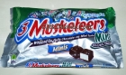 3 Musketeers Dark Chocolate Mint Miniature